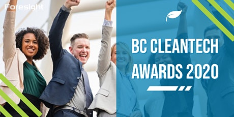 BC Cleantech Awards 2020 tickets