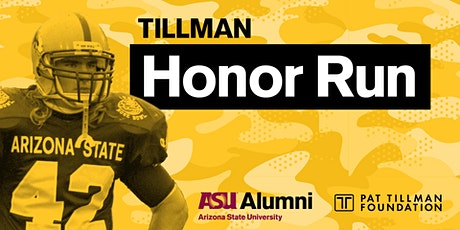 South Florida: Tillman Honor Run tickets