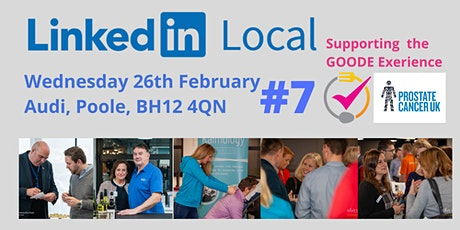 LinkedInLocal-Bournemouth-and-Poole #7 tickets