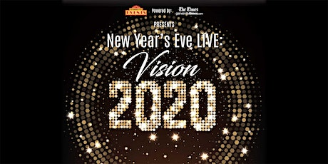 New Year's Eve Live: Vision 2020 tickets