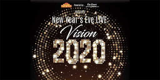 New Year's Eve Live: Vision 2020