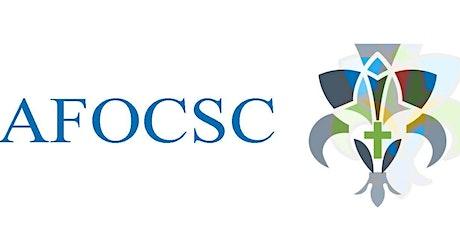 22e congrès annuel de l'AFOCSC billets
