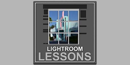 Lightroom Lessons - January
