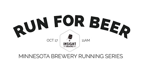 Beer Run - Insight Brewing | 2020 Minnesota Brewery Running Series tickets