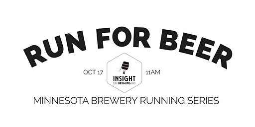 Beer Run - Insight Brewing   2020 Minnesota Brewery Running Series