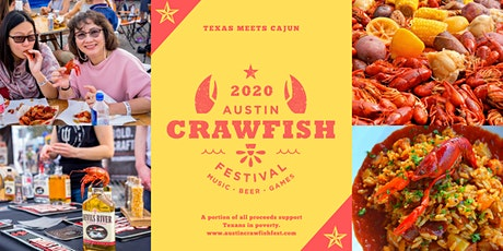 Austin Crawfish Festival 2020 tickets
