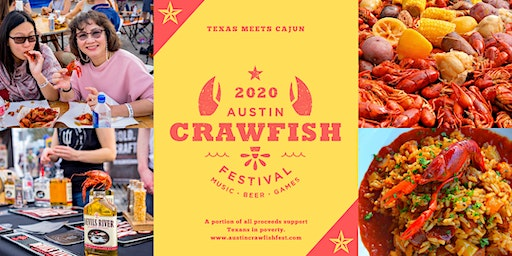 Austin Crawfish Festival 2020