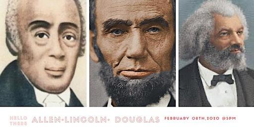 Allen Lincoln Douglas Banquet