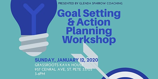 Goal Setting & Action Planning Presented by Glenda Sparrow Coaching