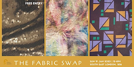The Fabric Swap Event tickets