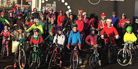 Family Santa Cycle Ride tickets