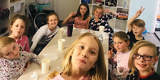 Universal Balance Kids Sleepover Party