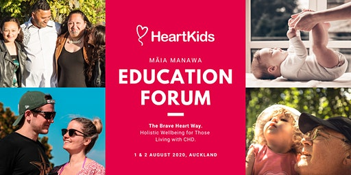 Heart Kids Education Forum: The Brave Heart Way
