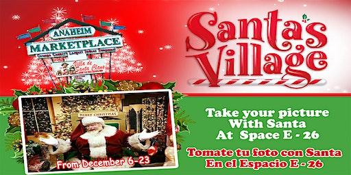 Santa's Village at Anaheim Marketplace