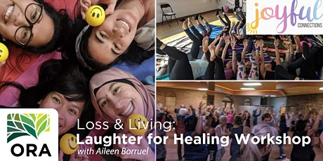 Loss & Living: Laughter for Healing Workshop tickets
