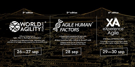 eXperience Agile Week 2020 tickets