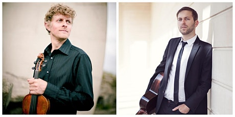 "Tim Kliphuis & Jimmy Grant: ""In Conversation"" tickets"