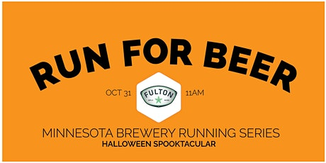 Fulton Brewery Halloween Spooktacular | 2020 MN Brewery Running Series tickets