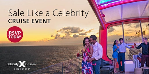 Sale like a Celebrity Cruise Event - Spring