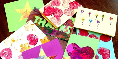 Make a Thank You Card for Our Sponsors - All Ages tickets