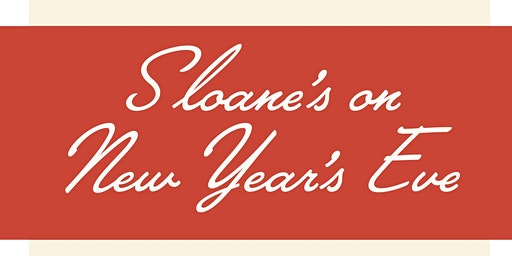 Sloane's on New Years Eve