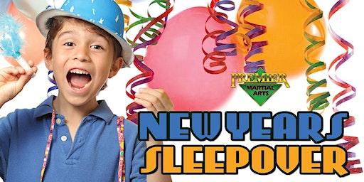 New Years Sleep Over