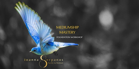 TASMANIA Mediumship Mastery - immersion day tickets