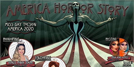 Miss Gay Tucson 2020: American Horror Story tickets