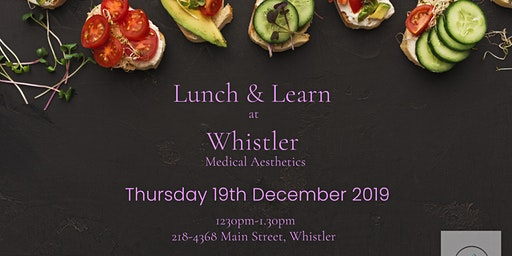 Lunch & Learn - Saggy Skin & cellulite