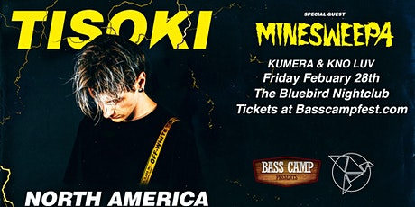 Tisoki and Minesweepa tickets