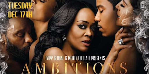 """OWN TV's """"AMBITIONS"""" Watch Party Hosted by Actor Brian J. White & Cast"""