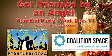 Get Friended by an Angel at our Year End Fest tickets