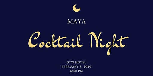Cocktail Night | MAYA