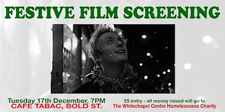 Festive Film Screening tickets