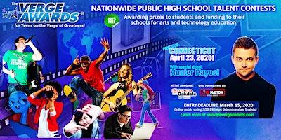 Verge Awards CT Public HS Talent Championships - Oakdale Theatre April 23,2020