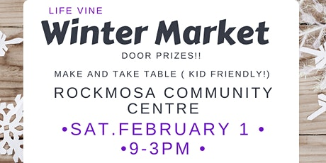 Life Vine Winter Market tickets