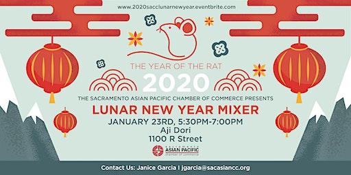 Lunar New Year Mixer