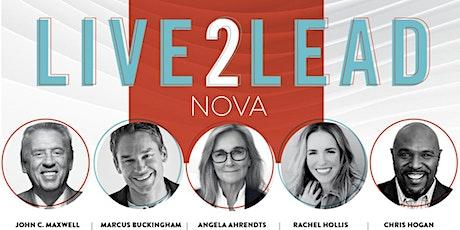 Live2Lead NOVA - Women's Empowerment Conference & Fundraiser tickets