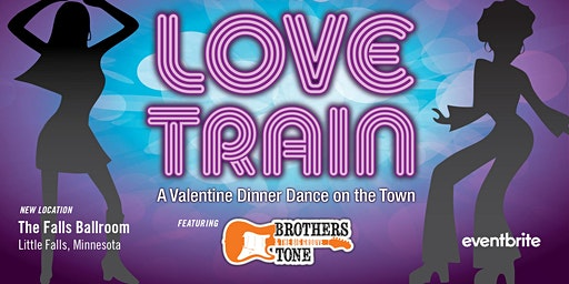 Love Train, A  Valentine Dinner Dance on the Town