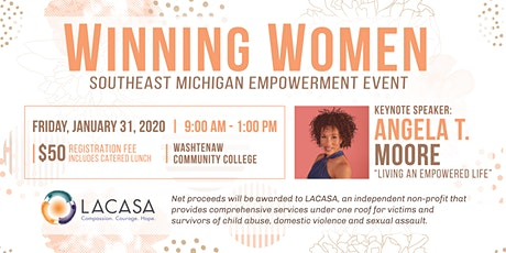 Winning Women - Southeast Michigan Empowerment Event tickets
