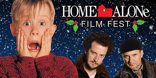 Home Alone Film Fest!