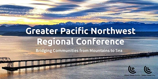 2020 Citizens' Climate Lobby Greater Pacific Northwest Regional Conference