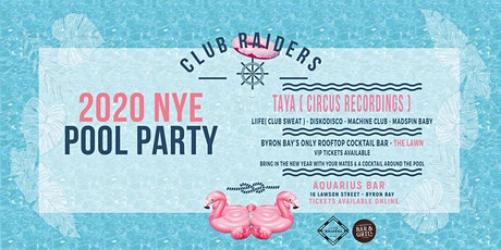 Club Raiders NYE 2020 tickets