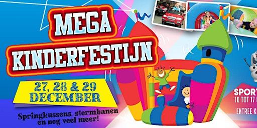 Mega kinderfestijn