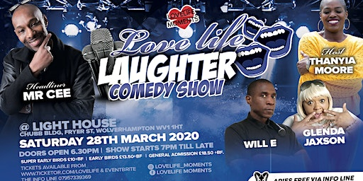 LOVELIFE LAUGHTER 2020