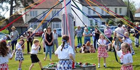 Maypole Dance and Spring Celebration at Neely Vineyards tickets