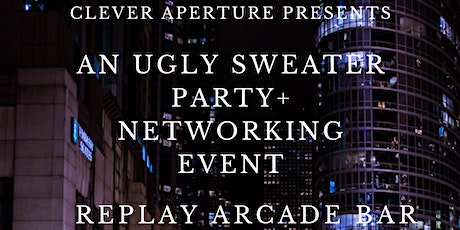 A CLEVER UGLY SWEATER PARTY tickets