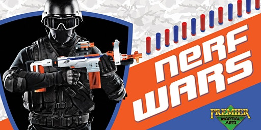Parents Night out: Nerf Wars!