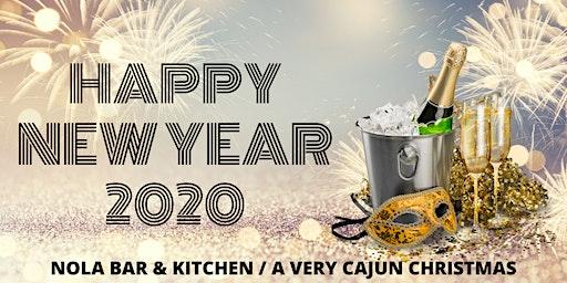 New Year's Eve at Nola Bar & Kitchen
