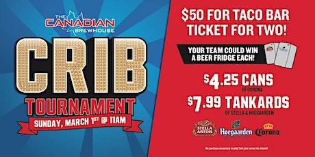 Jensen Lakes Crib Tournament! tickets